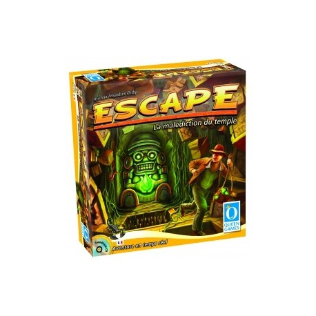 Escape - La malédiction du temple