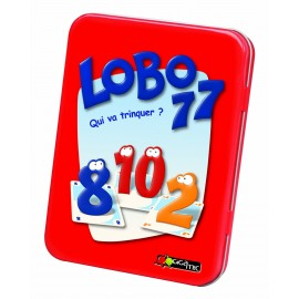 Lobo 77 - Boite métal
