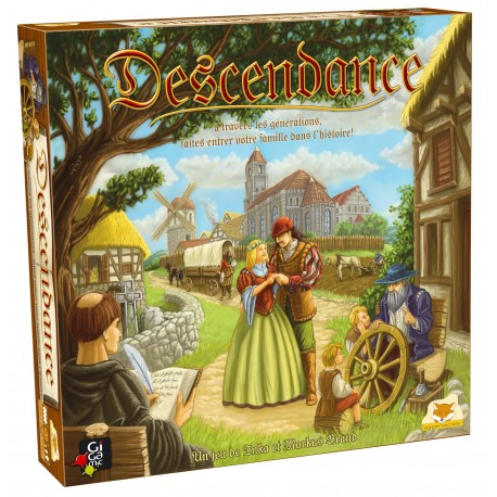 Descendance - Le village