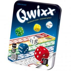Qwixx - Boite métal