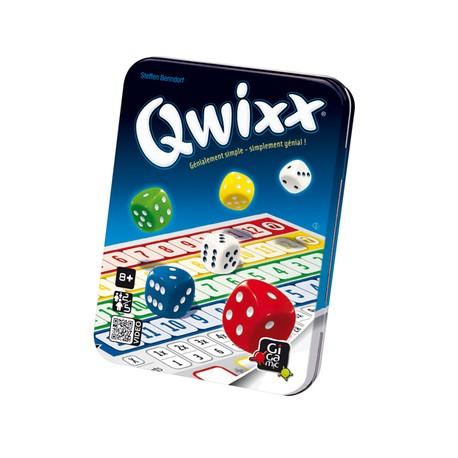 Quixx - Boite métal