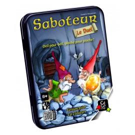 Saboteur : le duel - Boite métal