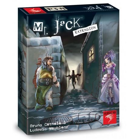 Mr. Jack, l'extension