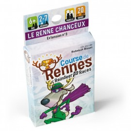 Course de Rennes - Extension 3 : Le renne chanceux