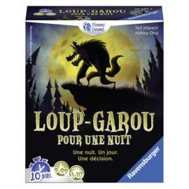 Loup-Garou pour une nuit - Edition 2016