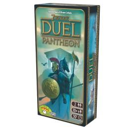 7 Wonders - Duel - Ext. Panthéon
