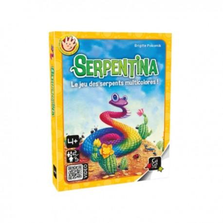 Serpentina - Boite carton