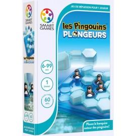 Les pingouins plongeurs