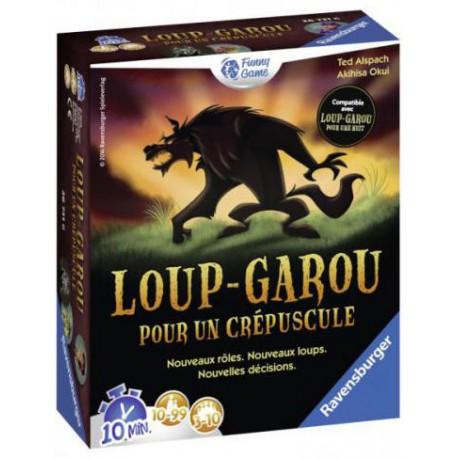 Loup-Garou pour un crépuscule - Edition 2016