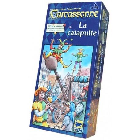 Carcassonne, l'extension : La Catapulte