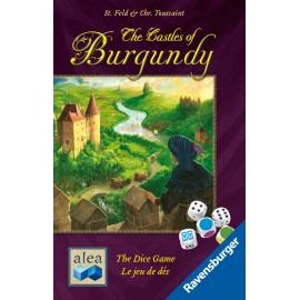 Les Châteaux de Bourgogne - le jeu de dés