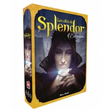 Splendor - Extension les Cités de Spendor
