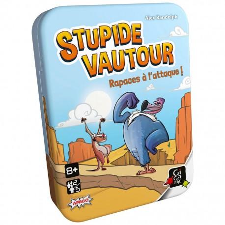 Stupide Vautour - Boite métal