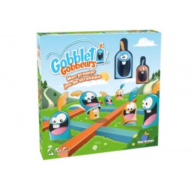 Gobblet Gobblers ! - Version plastique