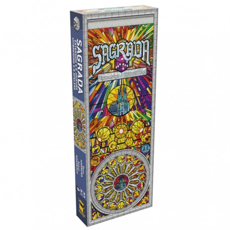 Sagrada - Extension