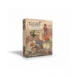 Sherlock Holmes et Associés -Le jeu dont vous êtes les héros