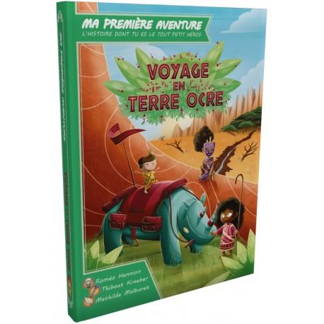 Ma Première Aventure - Voyage en Terre Ocre