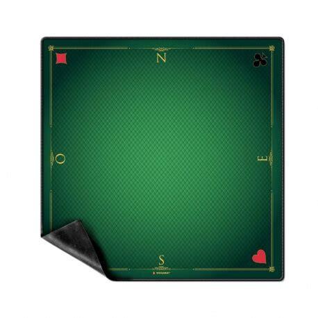 Tapis Cartes Prestige 60 x 60 cm : vert