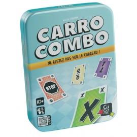 Carro Combo - Boite métal légèrement abîmée