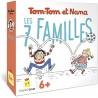 Tom-Tom et Nana - 7 familles
