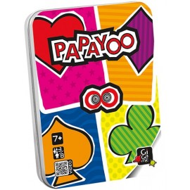 Papayoo - Boite métal