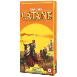 Catane : villes et Chevaliers 5/6 joueurs