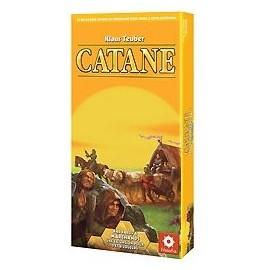 Catane : Barbares et Marchands 5/6 joueurs