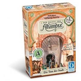 Alhambra, l'extension 2 : Les Portes de la Ville